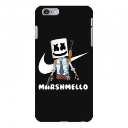 fornite marshmello and the gun iPhone 6 Plus/6s Plus Case | Artistshot