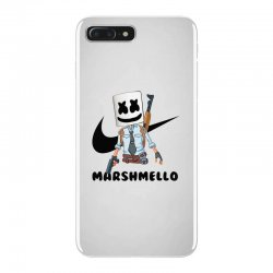 funny fornite marshmello and the gun iPhone 7 Plus Case | Artistshot