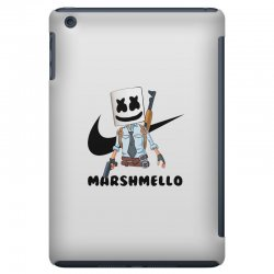 funny fornite marshmello and the gun iPad Mini Case | Artistshot