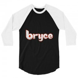 bryce phillies 3/4 Sleeve Shirt | Artistshot