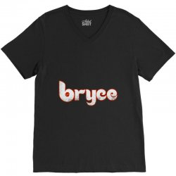 bryce phillies V-Neck Tee | Artistshot