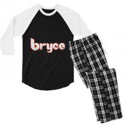bryce phillies Men's 3/4 Sleeve Pajama Set | Artistshot