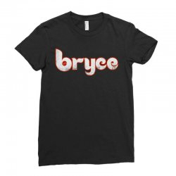 bryce phillies Ladies Fitted T-Shirt | Artistshot