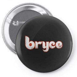 bryce phillies Pin-back button | Artistshot