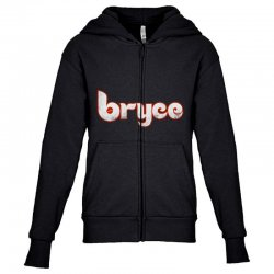 bryce phillies Youth Zipper Hoodie | Artistshot