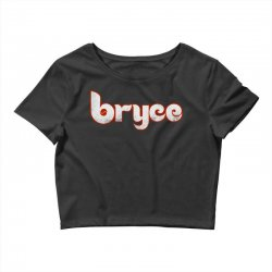 bryce phillies Crop Top | Artistshot
