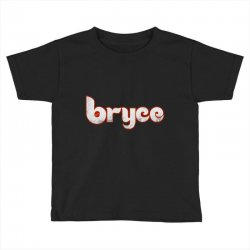 bryce phillies Toddler T-shirt | Artistshot