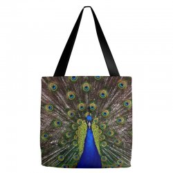 blue and green peacock Tote Bags | Artistshot