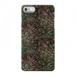 blue and green peacock iPhone 7 Case | Artistshot