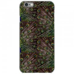 blue and green peacock iPhone 6/6s Case | Artistshot
