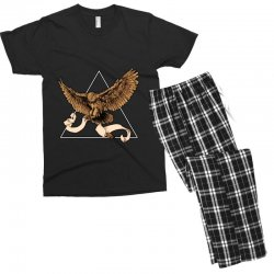 owl Men's T-shirt Pajama Set | Artistshot