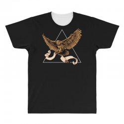 owl All Over Men's T-shirt | Artistshot
