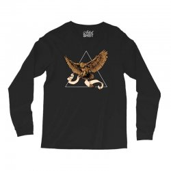 owl Long Sleeve Shirts | Artistshot