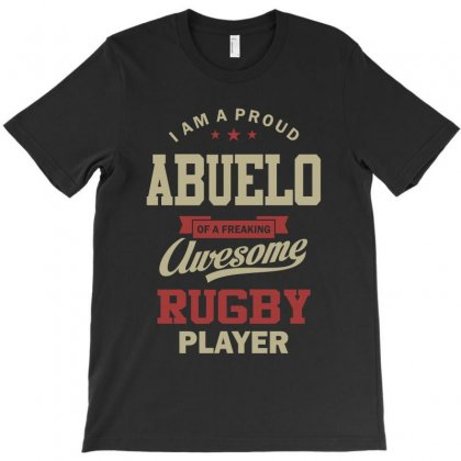 Proud Abuelo T-shirt Designed By Cidolopez