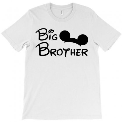 Big Brother Mickey T-shirt Designed By Toweroflandrose