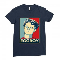 eggboy popart Ladies Fitted T-Shirt | Artistshot