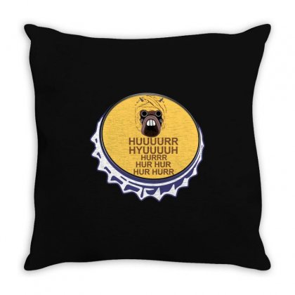 Hur Hur The Tusken Raiders Throw Pillow Designed By Flupluto