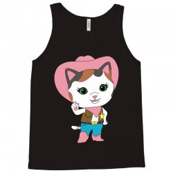 wild west sheriff callies Tank Top | Artistshot
