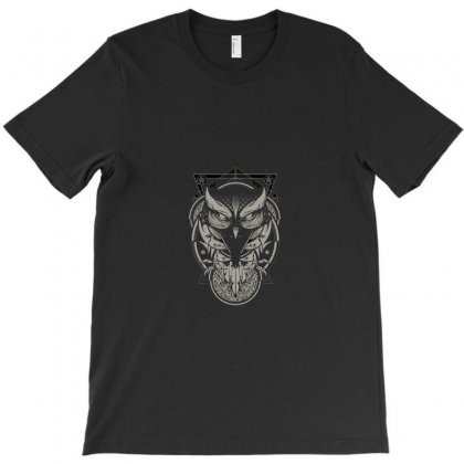 Owl T-shirt Designed By Salmanaz