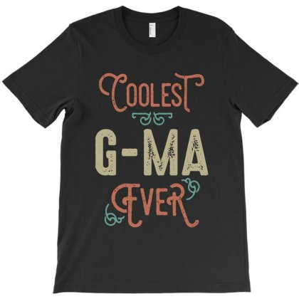 Coolest G-ma T-shirt Designed By Cidolopez