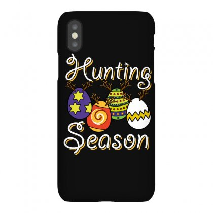 Funny Eggs Hunting Season T Shirt Iphonex Case Designed By Hung