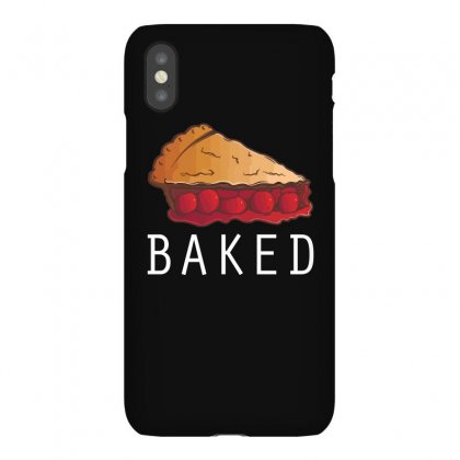 Baked T Shirt Iphonex Case Designed By Hung