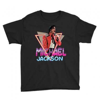 Michael Jackson Youth Tee Designed By Sengul