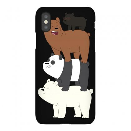 We Bare Bears Iphonex Case Designed By Gooseiant