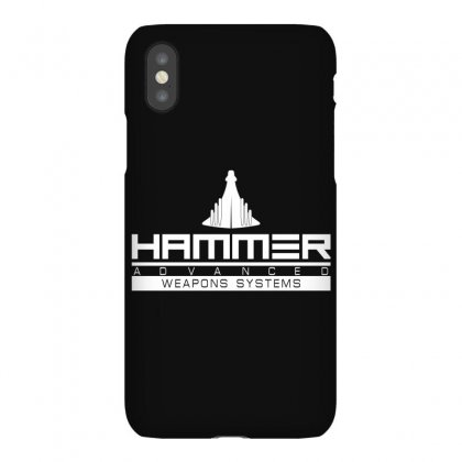 Hammer Advanced Weapons Systems Iphonex Case Designed By Gooseiant