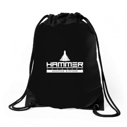 Hammer Advanced Weapons Systems Drawstring Bags Designed By Gooseiant