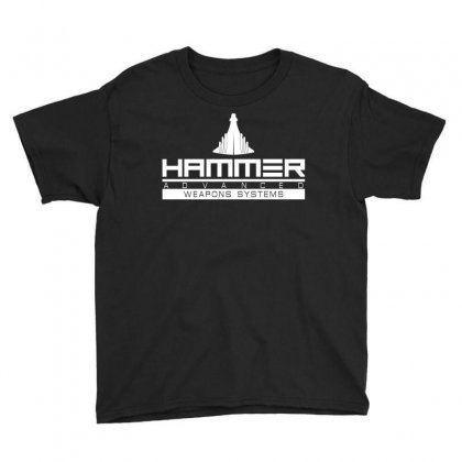 Hammer Advanced Weapons Systems Youth Tee Designed By Gooseiant