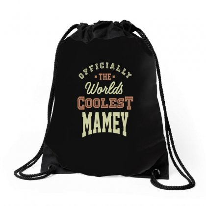 Coolest Mamey Drawstring Bags Designed By Cidolopez