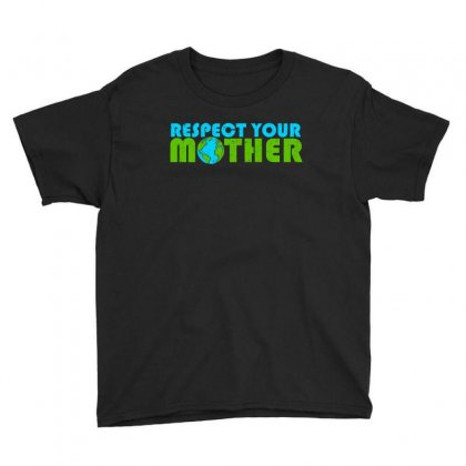 Respect Your Mother T Shirt Youth Tee Designed By Hung