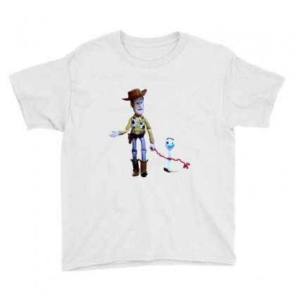 Toy Story Youth Tee Designed By Nurbetulk