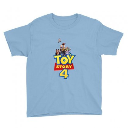 Toy Story Four Youth Tee Designed By Nurbetulk
