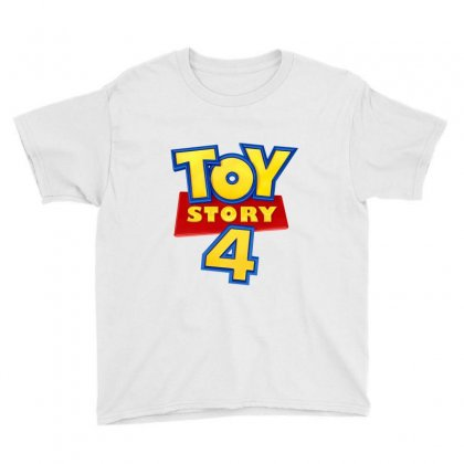 Toy Story 4 Youth Tee Designed By Nurbetulk