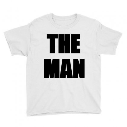 The Man For Light Youth Tee Designed By Sengul