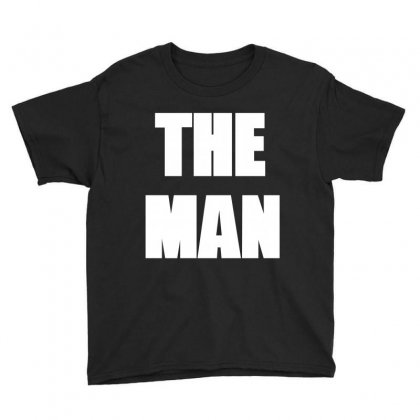 The Man For Dark Youth Tee Designed By Sengul