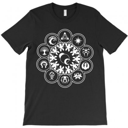 Magic Gathering Guild T-shirt Designed By Luisother