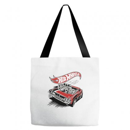 Hot Wheels Tote Bags Designed By Flupluto