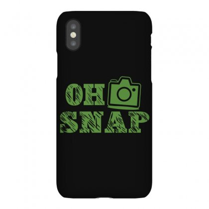 Oh Snap Photography Iphonex Case Designed By Flupluto