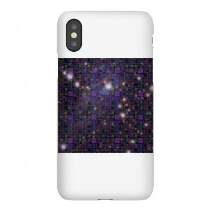Great Wall Of Code Space And Stars Iphonex Case Designed By Zoooooz