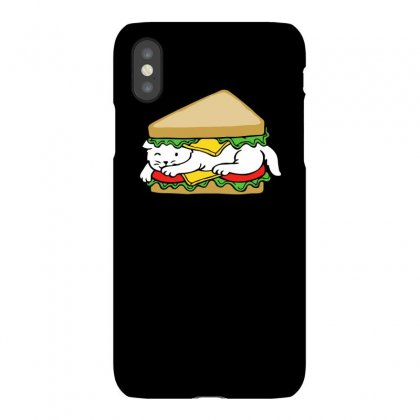 Catwich Funny Tshirt Iphonex Case Designed By Alex