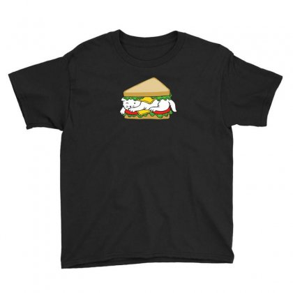 Catwich Funny Tshirt Youth Tee Designed By Alex