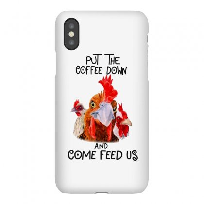 Coffee Down Iphonex Case Designed By Frizidan