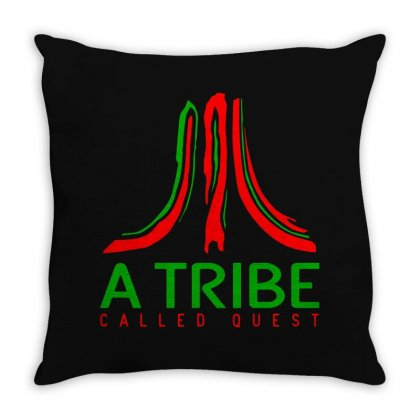 Atari Called Quest Throw Pillow Designed By Fejena