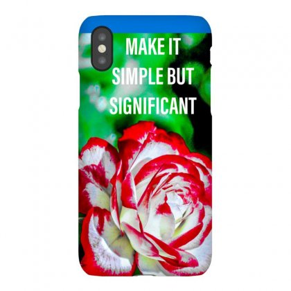 Flower Iphonex Case Designed By Harry
