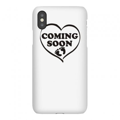 Coming Soon Funny Tshirt Iphonex Case Designed By Alex