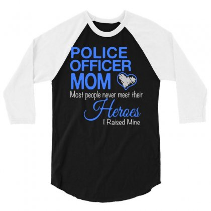 For My Mom 3/4 Sleeve Shirt Designed By Frizidan