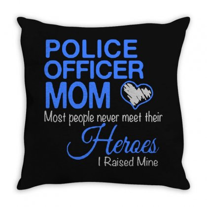 For My Mom Throw Pillow Designed By Frizidan